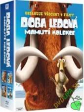 FILM  - BRD Doba ledová 1-4..