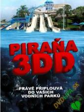 FILM  - PIRAŇA 3DD