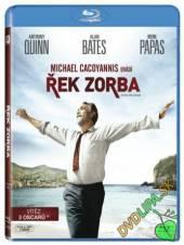 FILM  - BRD Řek Zorba ( Zor..