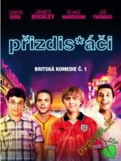FILM  - DVD Přizdis*áči (..