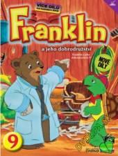 FRANKLIN A JEHO DOBRODRUŽSTVÍ 9 DVD - supershop.sk