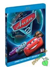 FILM  - Auta 2. BD (3D+2D)