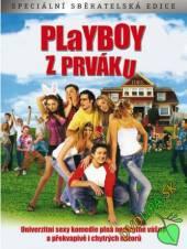 FILM  - DVD Playboy z prvák..