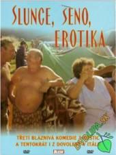 Slunce, seno, erotika DVD - supershop.sk