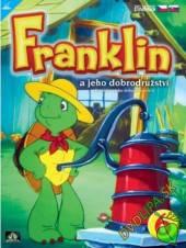 FRANKLIN A JEHO DOBRODRUŽSTVÍ 6 (FRANKLIN KIDS) DVD - supershop.sk