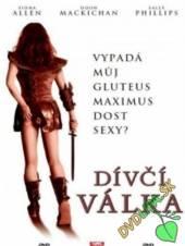 FILM  - DVP Dívčí válka (Gladiatress) DVD