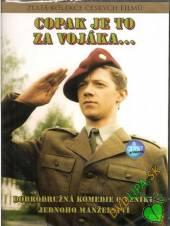 FILM  - DVD Copak je to za vojáka... DVD