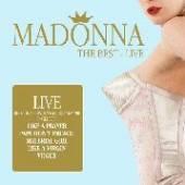 MADONNA  - CD+DVD THE BEST - LIVE