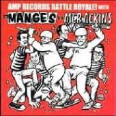 MANGES/MCRACKINS  - CD AMP RECORDS BATTLE ROYALE