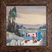 KARLSSON DANIEL -TRIO-  - VINYL AT THE FEEL FREE FALAFEL [VINYL]