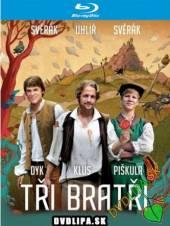 FILM  - DVD Traja bratia Blu-ray