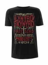 LYNYRD SKYNYRD  - TR FREEBIRD 1973 HITS [velkost XXL]