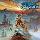 ETERNAL CHAMPION  - CD THE ARMOR OF IRE