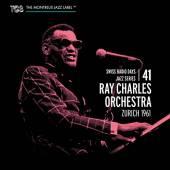 RAY CHARLES ORCHESTRA  - CD SWISS RADIO DAYS ..
