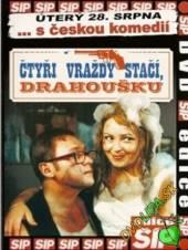 FILM  - DVD Čtyři vraždy ..