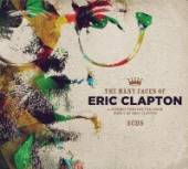 CLAPTON ERIC  - 3xCD MANY FACES OF ERIC CLAPTON