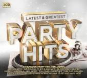 VARIOUS  - CD PARTY HITS - LATEST & GRE