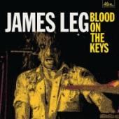 LEG JAMES  - VINYL BLOOD ON THE KEYS [VINYL]