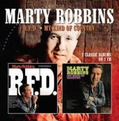 MARTY ROBBINS  - CD R.F.D. / MY KIND OF COUNTRY