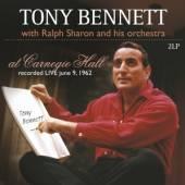 BENNETT TONY  - 2xVINYL AT CARNEGIE HALL [VINYL]
