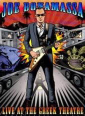 BONAMASSA JOE  - DVD LIVE AT THE GREEK THEATRE DVD