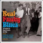 VARIOUS  - 2xCD REAL FUNKY BLUES