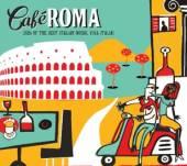 VARIOUS  - 2xCD CAFE ROMA