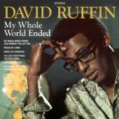 RUFFIN DAVID  - CD MY WHOLE WORLD ENDED