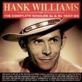 WILLIAMS HANK  - 4xCD COMPLETE SINGLES AS &..