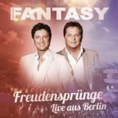 FANTASY  - CD FREUDENSPRUNGE (LIVE AUS BERLIN)