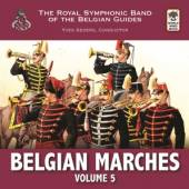 ROYAL SYMPHONIC BAND OF T  - CD BELGIAN MARCHES 5