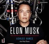 VANCE ASHLEE  - CD ELON MUSK