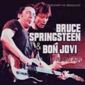 BRUCE SPRINGSTEEN & JON BON JO..  - CD+DVD LIVE ON AIR