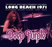 DEEP PURPLE  - 2xVINYL LONG BEACH 1971 [VINYL]