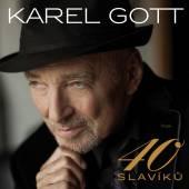 GOTT KAREL  - 2xCD 40 SLAVIKU