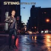 STING  - CD 57TH & 9TH