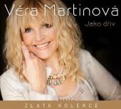 MARTINOVA VERA  - 3xCD JAKO DRIV - ZLATA KOLEKCE