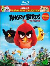 FILM  - BRD Angry Birds ve f..