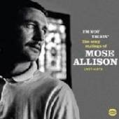 ALLISON MOSE  - CD I'M NOT TALKIN'