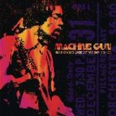 HENDRIX JIMI  - CD MACHINE GUN:THE.. [DIGI]