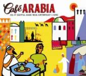VARIOUS  - 2xCD CAFE ARABIA