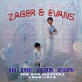 ZAGER & EVANS  - CD IN THE YEAR 2525:..