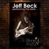 BECK JEFF  - 3xVINYL LIVE AT RONNIE SCOTTS.. [VINYL]