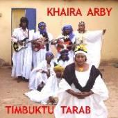 ARBY KHAIRA  - CD TIMBUKTU TARAB