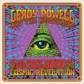 POWELL LEROY & THE MESSE  - CD OVERLORDS OF THE COSMIC..