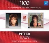 NAGY PETER  - 2xCD SACHY ROBIA CLOVEKA / FINTA