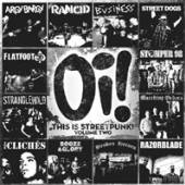 VARIOUS  - VINYL OI! THIS IS ST..