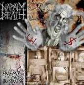 NAPALM DEATH  - VINYL ENEMY OF THE M..