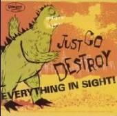 VARIOUS  - VINYL JUST GO DESTROY EVERYTHIN [VINYL]