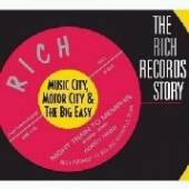 VARIOUS  - CD THE RICH RECORDS ..